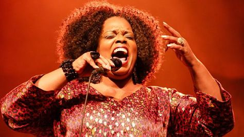Jazz: Dianne Reeves' Interpretitve Powers