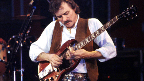 Dickey Betts Goes Solo