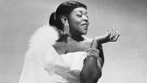 Dinah Washington at Newport '55