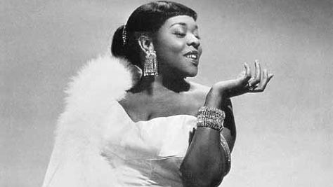 Jazz: Dinah Washington at '55 Newport