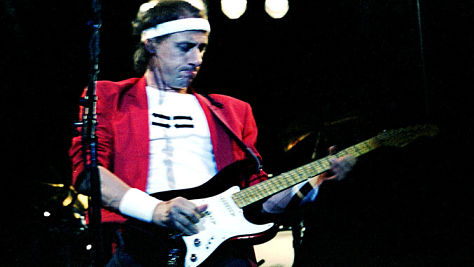 Rock: Dire Straits at the Hammersmith Odeon