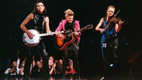 Country: The Dixie Chicks at Tramps, 1998
