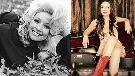 Influences: Dolly Parton & Lindi Ortega
