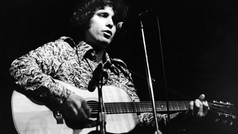 Folk & Bluegrass: Don McLean at the Bottom Line, '77