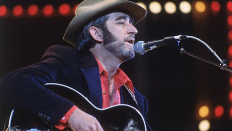Country: Don Williams at the Country Club, '82