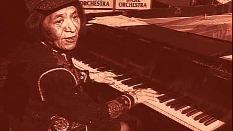 Dorothy Donegan's Piano Pyrotechnics