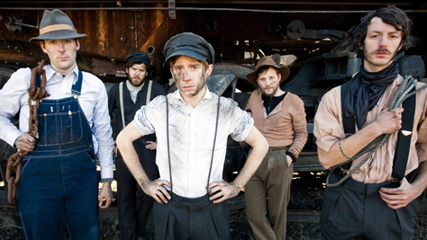 Indie: Dr. Dog's Autumn on the Road