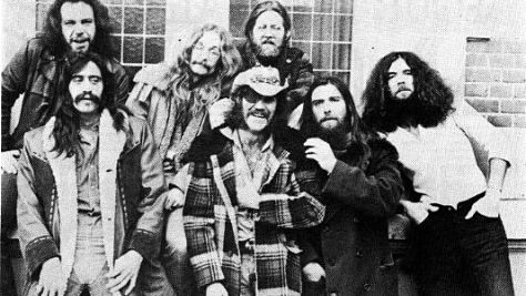 Dr. Hook and the Medicine Show, '78