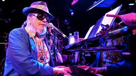 Rock: Dr. John Radiates the 88s