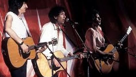 Folk & Bluegrass: Bob Dylan With Keith Richards & Ron Wood