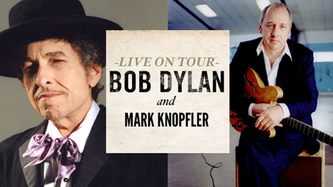 Rock: Bob Dylan & Mark Knopfler Tour