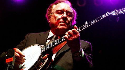 Folk & Bluegrass: Earl Scruggs Family Revue at Amazingrace