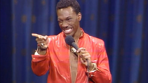 Featured: Uncut: Eddie Murphy at the Felt Forum, '86