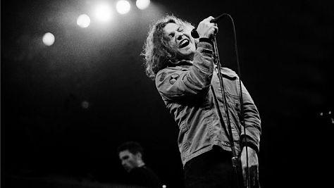 Pearl Jam's Ferocious Riffing