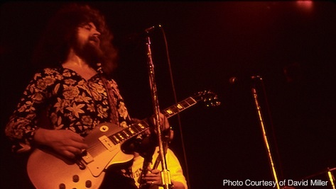 Jeff Lynne leads ELO at Winterland '76