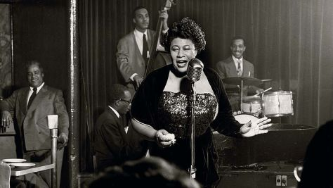 Jazz: The Incomparable Ella Fitzgerald