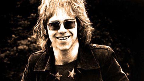 Rock: Elton John's First Stateside Tour
