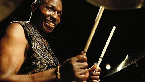 Remembering Elvin Jones