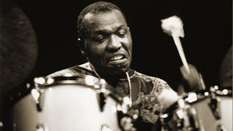 Video: Elvin Jones at Newport '90