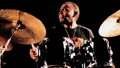 Jazz: Elvin Jones at Carnegie Hall, '76