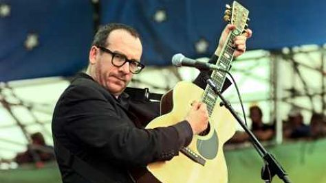 Rock: Video: Elvis Costello at Woodstock '99