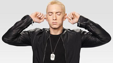 Eminem at Tramps, 1999