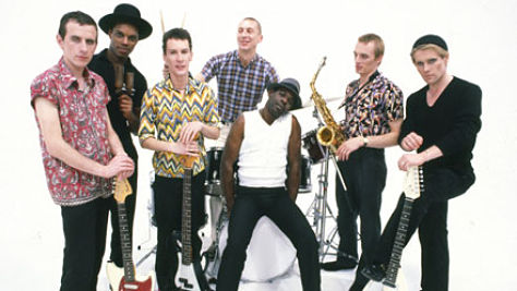 The English Beat Just Can't Stop It