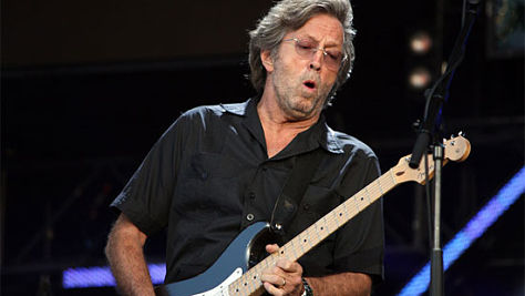 An Eric Clapton Birthday Playlist