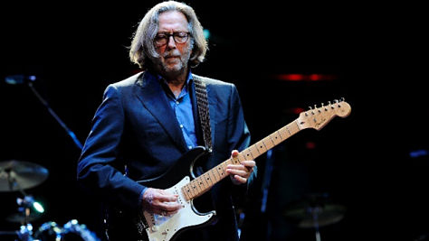 Happy Birthday, Eric Clapton!