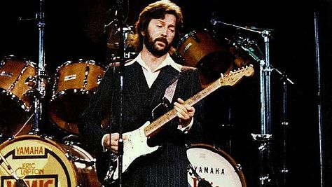 Blues: Eric Clapton Plays the Blues