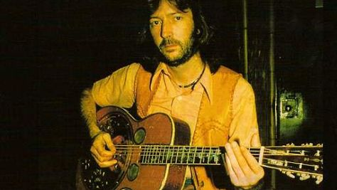 Eric Clapton in Santa Monica, 1978
