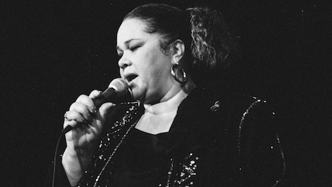 Video: Etta James at '91 Newport