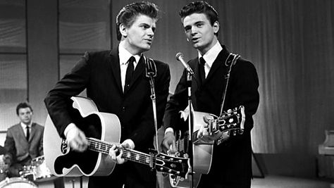 The Everly Brothers at the Fillmore