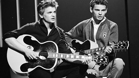 The Everly Brothers & Dad