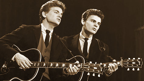 Rock: The Everly Brothers Roll Out the Hits