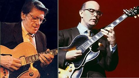 Jazz: The Guitar Mastery of Jim Hall & Tal Farlow