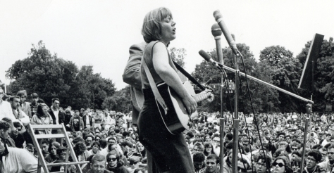 Folk & Bluegrass: Top 5: Powerful Female Folk Voices