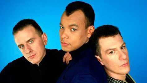 Rock: Fine Young Cannibals at the Ritz