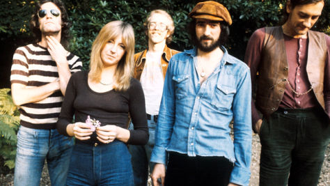 Fleetwood Mac at the Record Plant, '74