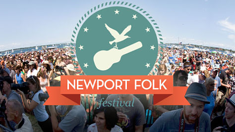 Folk & Bluegrass: 2015 Newport Folk Festival, Day 1