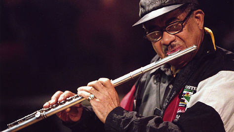 Happy Birthday, Frank Wess!