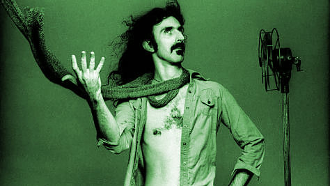 Rock: Just Added: A Frank Zappa Halloween, '81