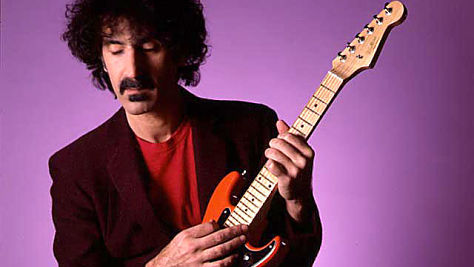 Frank Zappa, Guitar Hero