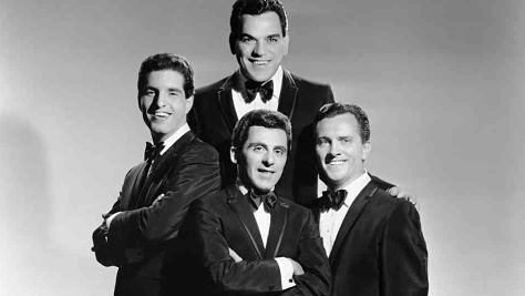 Frankie Valli on the Four Seasons