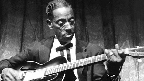 Fred McDowell's Worried Life Blues