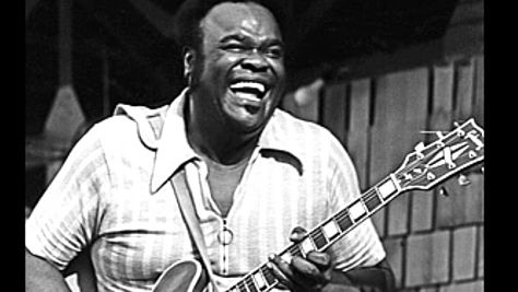 Freddie King's Six-String Intensity