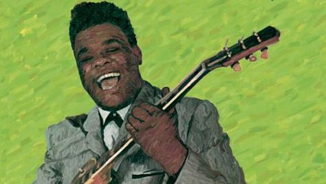 Freddie King's Scorching Six-String Assault