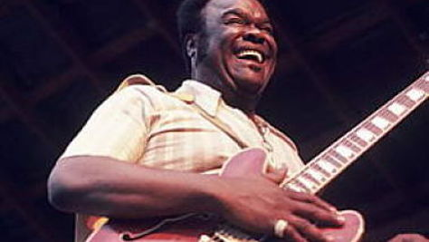 Freddie King at the Ash Grove, 1970