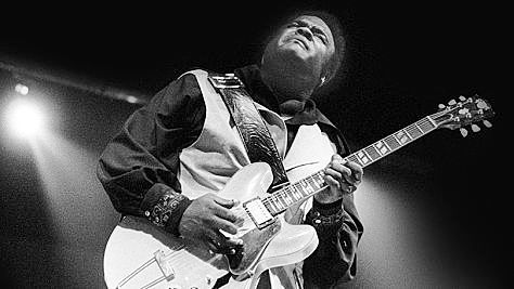 Blues: Freddie King's Stinging Licks