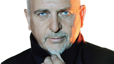 Rock: Peter Gabriel at Woodstock, '94